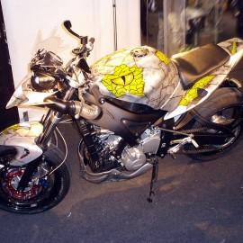 Yamaha R6 Streetfighter